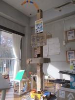 東京スカイツリーは、天井まで届きます!